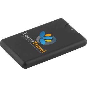 Credit Card Hand Sanitiser - Full Colour