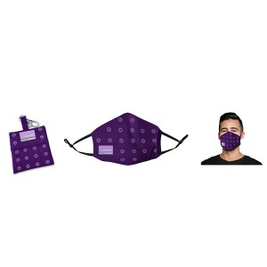 Face Covering with Pouch
