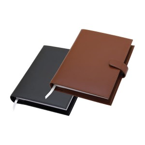 Warwick Leather Covered A5 Note Book and Cover