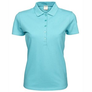 Tee Jays Ladies Luxury Stretch Polo