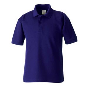 Jerzees Schoolgear Childrens Classic Polo