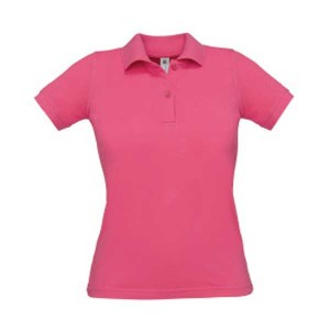 B&C Safran Pure Ladies Polo