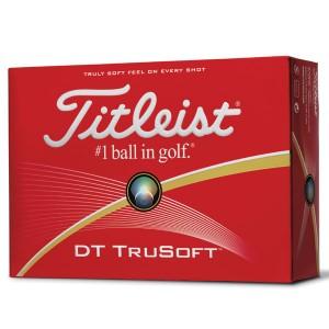 Titleist DT Tru Soft Golf Ball