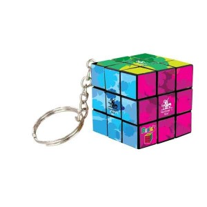 Rubiks Keychain