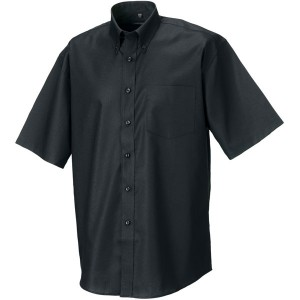 Russell Collection Mens Oxford Shirt