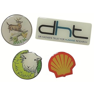 20mm Printed Badge