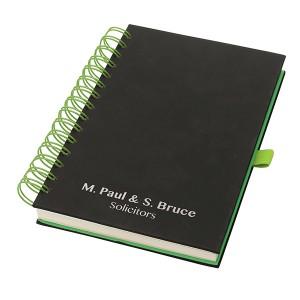 A5 Wiro Journal