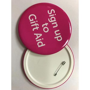 100mm Button Badge