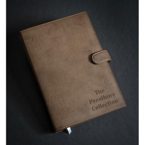 Prestbury A5 Book & Cover