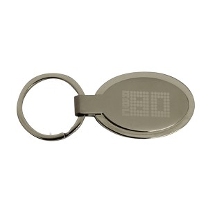 Eclipse Key Ring