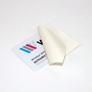 Windscreen Permit Holder - Full Colour
