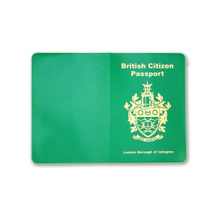 Passport Cover - Full Colour