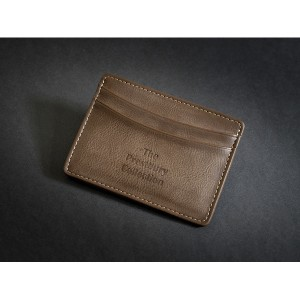 Prestbury Credit Card Holder