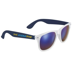 Sun Ray Mirror Sunglasses