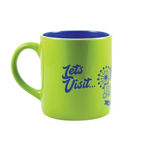 Dinky Durham ColourCoat Inner and Outer Colour Mug