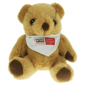 12.5cm Honey bear