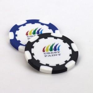 Poker Chip Ballmarker