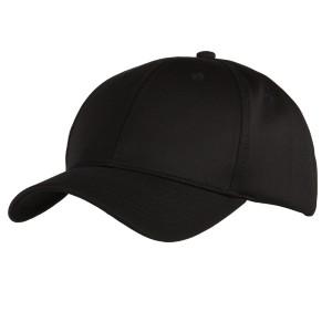 Poly Spandex Interlock Jersey Cap