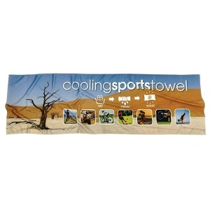 Cooling Sports Gym Towel