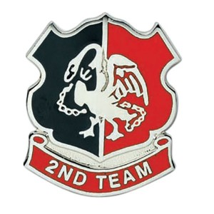 Hard Enamel Lapel Badge