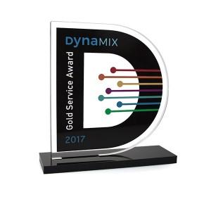 Acrylic Freestanding Award
