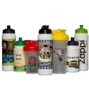 Sports Bottle Olympic Bio 500ml DC - 1 Colour