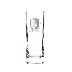 Crystal Square Hi Ball Glass