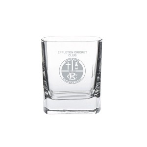 Crystal Square Tumbler