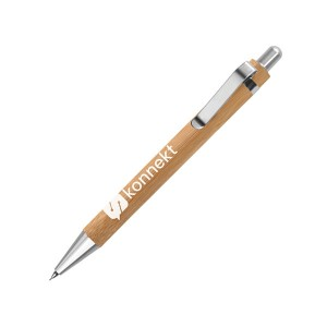 Rodeo Bamboo Mechanical Pencil - Full Colour