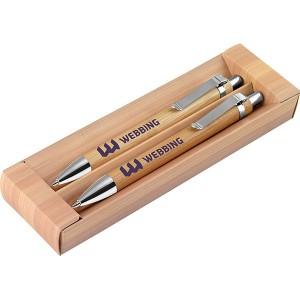 Rodeo Bamboo Gift Set