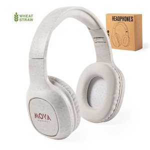 Natureline WheatStraw Headphones