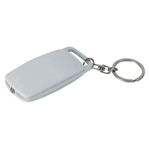 Clicker Torch Key Ring