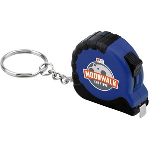 Daltis Tape Measure Key Ring - Full Colour