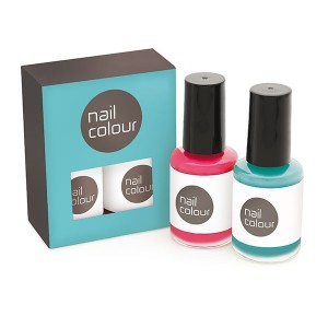 Nail Polish Duo Set