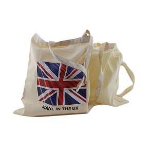 Natural Tote Bag - Full Colour