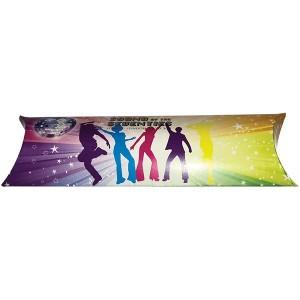 Standard Cardboard Pillow Pack - 50g