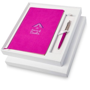 Parker A5 Notebook Gift Set