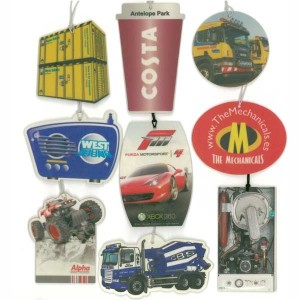 Sweet Cariot Car Freshener
