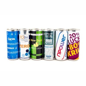 Energy Drink - 230ml Can