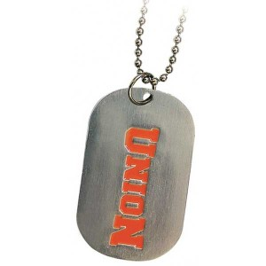 Enamelled Dog Tag