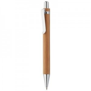Bashania Bamboo Ball Pen
