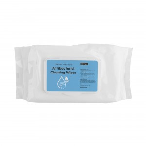 Anti Bacterial Wipes (30 pieces per pack)