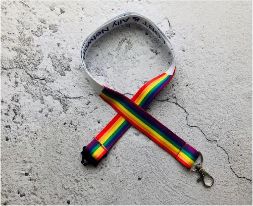 Bespoke Pride Lanyard
