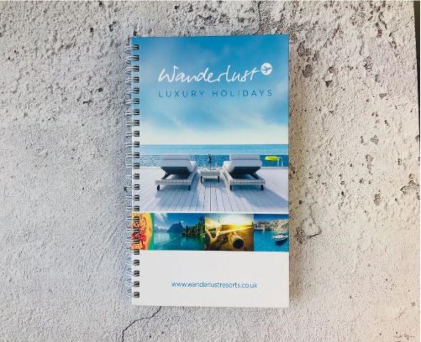 Wirobound Notebook